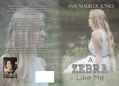 A Zebra Like Me Print cover